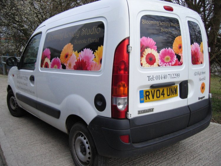 8f3c8c8426 Small Van Graphics Photo Gallery - Stylize Display Graphics