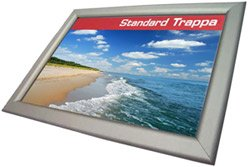Ultima Trappa Poster Frame