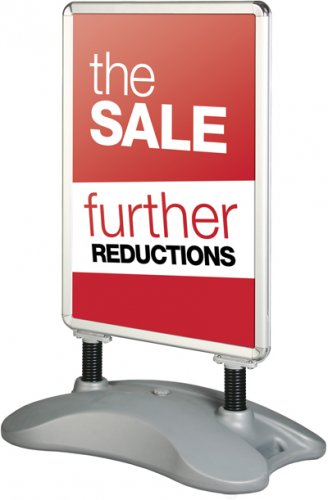 Sightmaster 2 Forecourt Sign