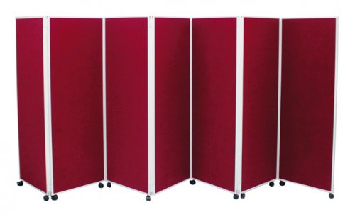 Ultima Wheeled Folding Screens