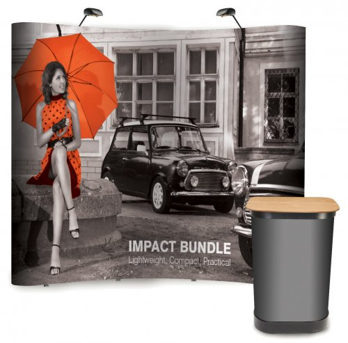 Budget Pop Up Display Bundle