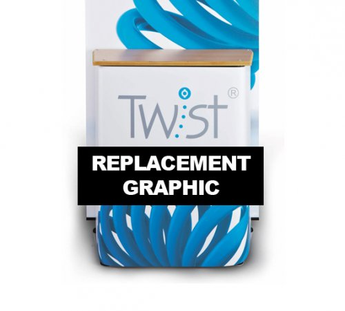 Replacement Twist Counter Graphic