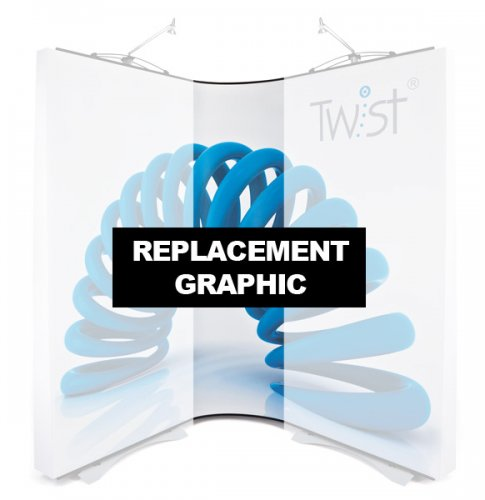 Replacement Twist Flexi-Link Graphic