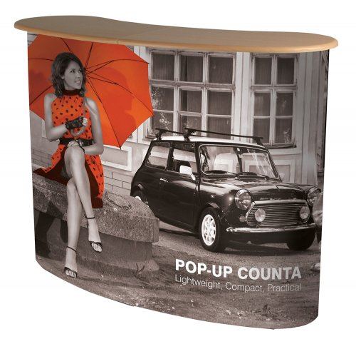 Ultima 2x2 Pop Up Counta
