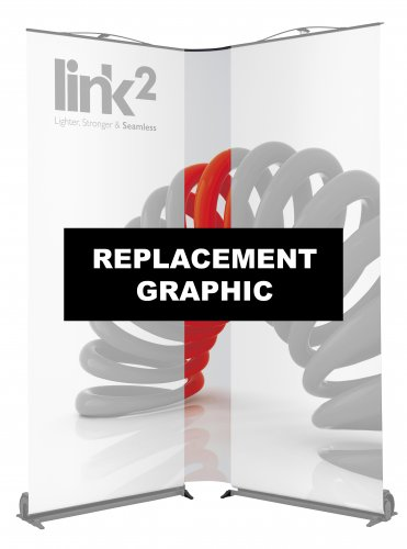 Link2 Replacement Flexi-Link Graphic