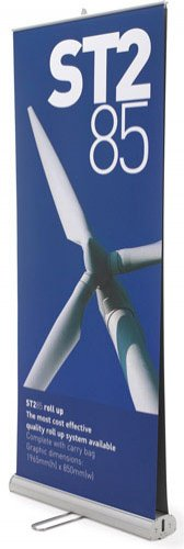 Eurostand ST285 Doubled Sided Banner Stand
