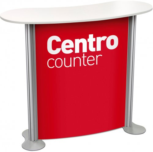 Eurostand Centro Portable Counter