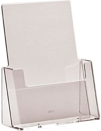 A5 Portrait Single Pocket Leaflet Holder