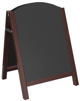 Premier Chalk A-Board (WOOD)