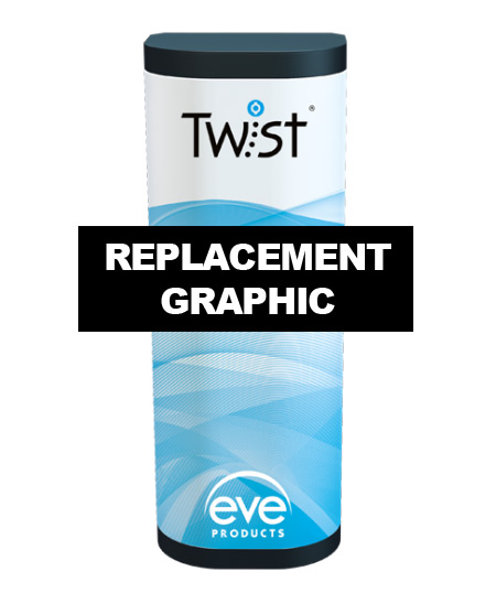 Replacement Twist Hard Case Graphic